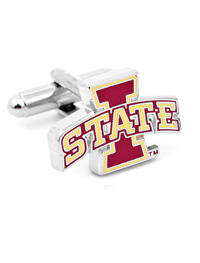 NCAA Iowa State Cyclones Cufflinks