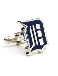 MLB Detroit Tigers Cufflinks