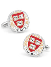 NCAA Harvard University Cufflinks
