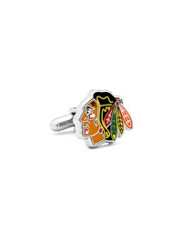 NHL Chicago Blackhawks Cufflinks