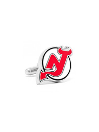 NHL New Jersey Devils Cufflinks