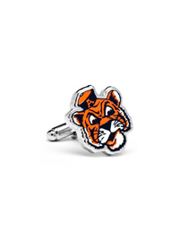 NCAA Auburn University Tigers Vintage Cufflinks