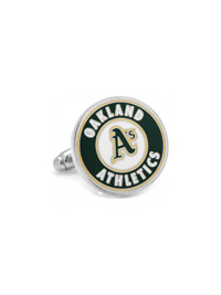 MLB Oakland Athletics Cufflinks