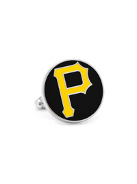 MLB Pittsburgh Pirates Cufflinks
