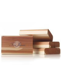 Cedar Blocks (4 Pack)