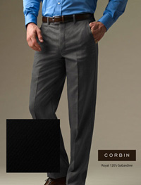 BLACK Trouser by Corbin