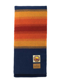 ORANGE National Park Blanket by Pendleton