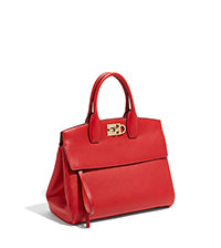 "RED Ferragamo ""The Studio"" Handbag"
