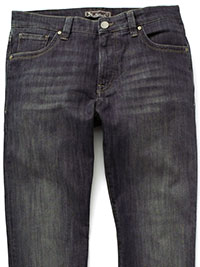 BLUE Garment Washed Jeans By 34 Heritage