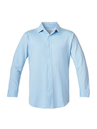 LT BLUE Sport Shirts by Mizzen and Main