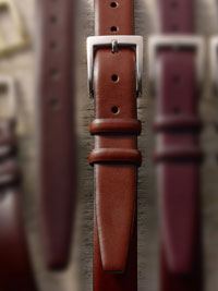 CHILI Leather Dress Belt