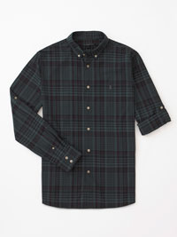 GRAY Sport Shirt by John Varvatos