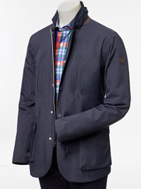NAVY Coat by Save the Duck