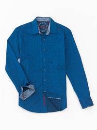 ROYAL Sport Shirt by Robert Graham