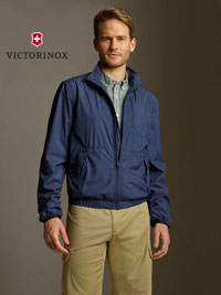 NAVY Wind Jacket by Victorinox
