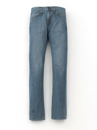 BLUE 6 YEAR FADE JEANS BY JAKE AGAVE