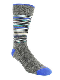 GRAY Ultimate Performance Sock by Tulliani