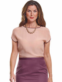 BLUSH Top by Day Birger