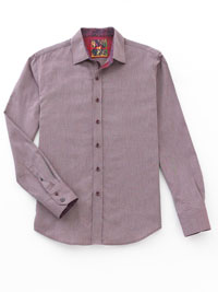 CLARET Sport Shirt by Robert Graham