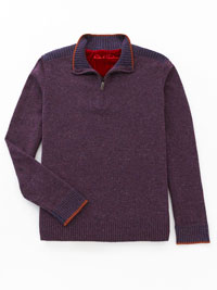 PURPLE Sweater by Robert Graham