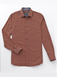 RUST Sport Shirt by James Tattersall