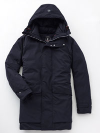 NAVY Heavy Parka  by Save the Duck