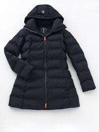NAVY Ladies Coat by Save the Duck