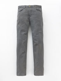 PEWTER 5-Pocket Jean by Agave