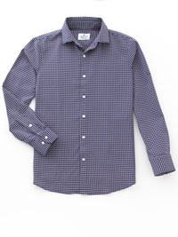BLUE Sport Shirts by Mizzen & Main
