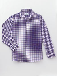 PURPLE Sport Shirts by Mizzen & Main