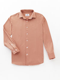 ORANGE Sport Shirts by Mizzen & Main