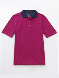 NAVY RED                       Performance Polo by Fairway & Greene