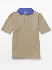 Fairway&Green Stripe Polo
