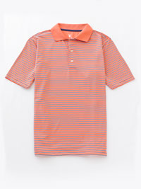 ORANGE Performance Polo by Fairway & Greene