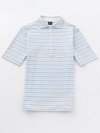 WHITE Polos by Fairway & Greene