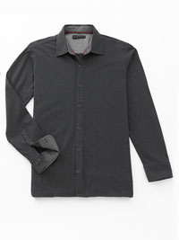 CHARCOAL Sport Shirts by Report