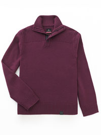 CLARET Sweater by Victorinox
