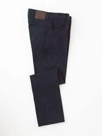 MIDNIGHT 5 Pocket Trousers by Jack of Spades