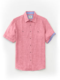 CHERRY Short Sleeve Sport Shirts by Report