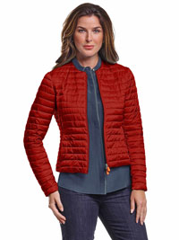 RED Ladies Jacket by Save the Duck