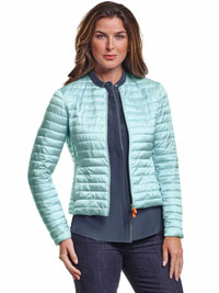AQUA Ladies Jacket by Save the Duck