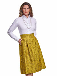 GOLD Skirt by Day Birger