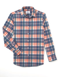 PEACH Sport Shirts by Mizzen and Main