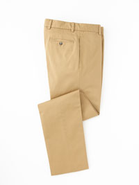 KHAKI Trouser by Tom James
