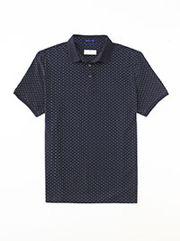 NAVY Knit by Tom James