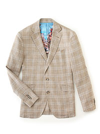 TAUPE Sport Coat by Robert Graham