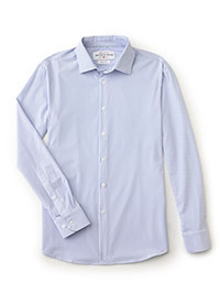 BLUE Sport Shirt by Mizzen & Main