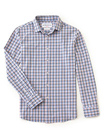 GRAY Sport Shirt by Mizzen & Main