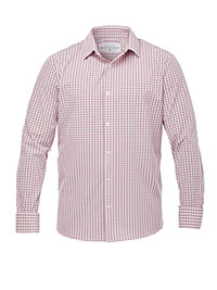 RED SHIRT BY MIZZEN & MAIN