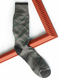 CHARCOAL The Ultimate Performance Sock by Remo Tulliani